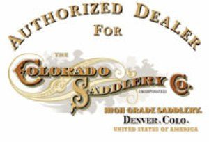 Colorado Saddlery Tack Items
