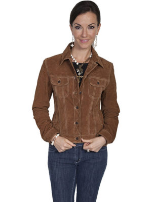 SCULLY Ladies Leatherwear