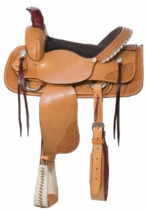 NASH LEATHER ROPING SADDLES