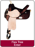 Big Horn Flex Tree Saddles