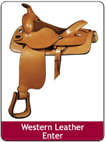 Big Horn Western Leather Saddles