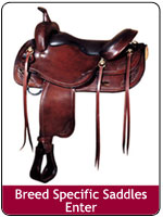 Big Horn Breed Specific Saddles