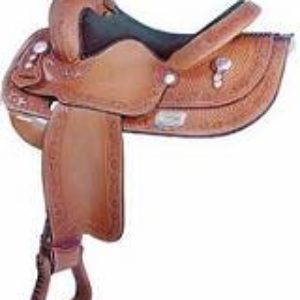 Action Western, Saddles, Reining