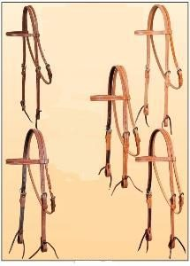 HEADSTALLS, BRIDLES, REINS, ETC