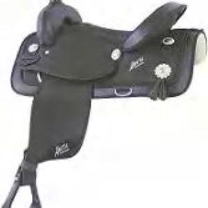 Abetta Cordura Nylon Saddles
