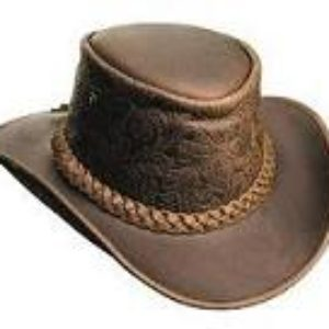 Kakadu Outback Leather Hats