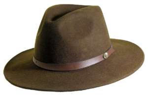 Kakadu Wool Felt Hats