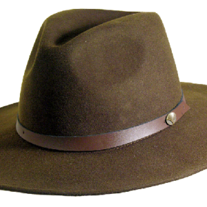 Kakadu Wool Felt Hats