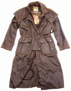 Kakadu Outback Drover Coats