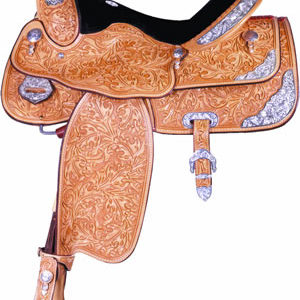 Show Saddles Billy Cook
