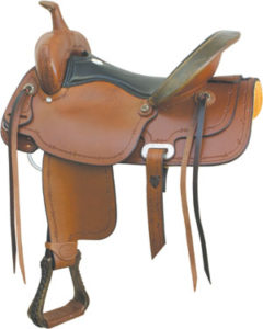 TRAIL/PLEASURE Saddle Billy Cook