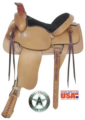 American Roping Saddles