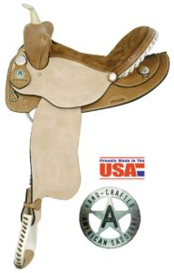 Barrel Saddles & Shooter Saddles