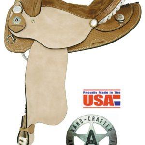 Barrel Saddles & Shooter Saddles