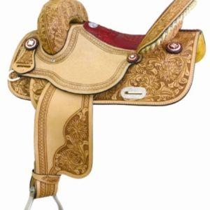 Tex Tan Barrel Racer Saddles