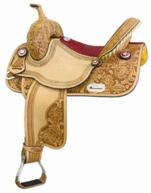 Tex Tan Barrel Racer Saddles