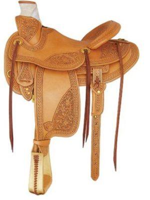 Tex Tan Roper and Ranch Saddles