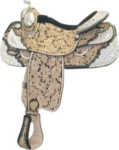 Tex Tan Show Saddles