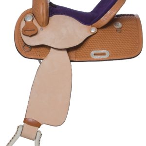 """No. 5100Lil Dude Saddle, 12"""" or 13"""" Seat"""