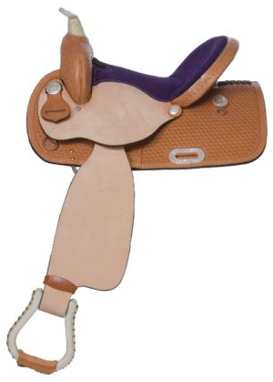 "No. 5100Lil Dude Saddle, 12"" or 13"" Seat"