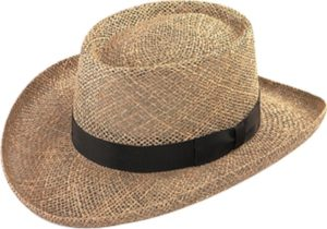 No. 3101-73Gambler, Seagrass Straw