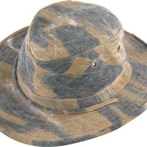 No. 4455-5510 Point Camo Hat