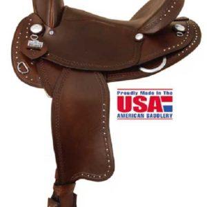 "Big Horn A00871 & A00874Clasic Trail Saddle. 16"""