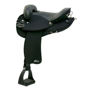 "Abetta No. 20554 Serenity Flex Tree Endurance Saddle 16"" or 17"""