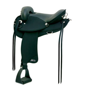 "Abetta No 20542Arabian Comfort Trail Saddle, 16"" 17"""