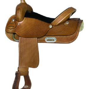 "No. 20720-5PNSimco Missouri Trail Saddle. 15"", 16"", 17"" Seat"