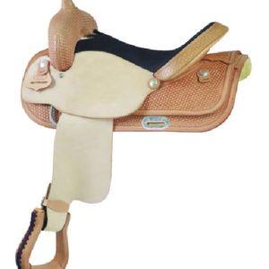 "No. 207216NGSimco Joplin Trail Saddle. 16"", 17"" Seat"
