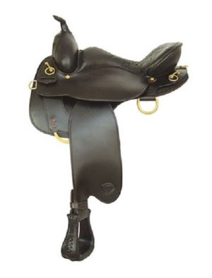 "No 292502Kotula Saddle by Tex Tan, 16 1/2"" & 17 1/2"" Seat"