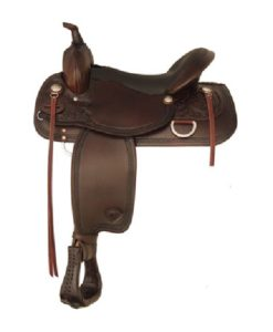 "No 292507Southern Comfort Saddle By Tex Tan, 16"" & 17"" Seat"