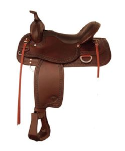 "No 292508Repose Saddle by Tex Tan. 16"", 17"", 18"" Seat"