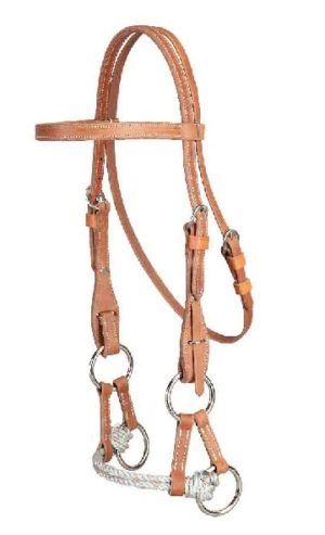No. 5-31Quick Change Headstall with Sidepull Noseband