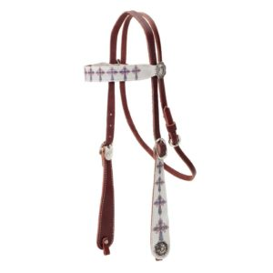 No. 5-5010Arizona Desert Cross Headstall