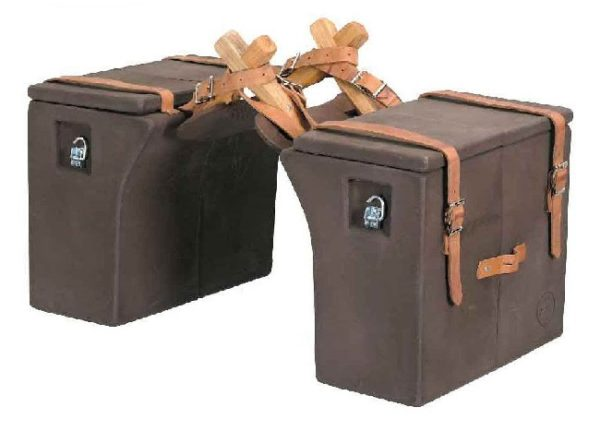 No. 9-52Hard Sided Panniers