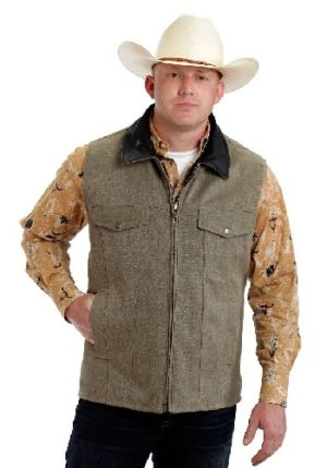 No. 10-40Concealed Carry Vest (Sage)