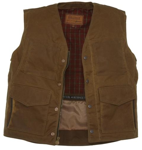 No. 20513Miner's Vest Mens