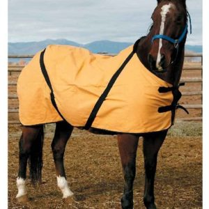 "No. 18-20Canvak Turnout Blanket. 68"", 72"", 76"" & 80"""
