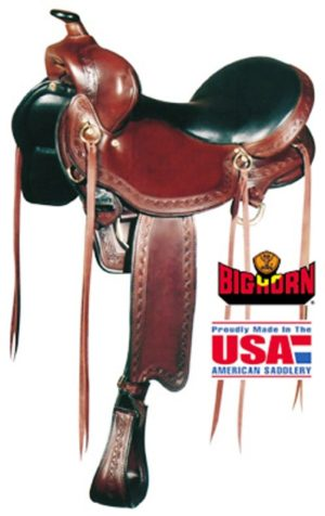 Big Horn A01647-16 & A01645-17INFINITY Gaited Horse Trail