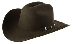 Coronado Chocolate 4X 100% Wool Felt Hat by Cardenas Hats