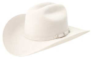 Coronado Silver Belly 4X 100% Wool Felt Hat by Cardenas Hats