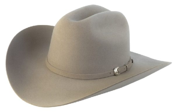 Coronado Stone 4X 100% Wool Felt Hat by Cardenas Hats