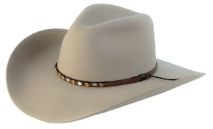 Sonora Stone 4X 100% Wool Felt Hat by Cardenas Hats