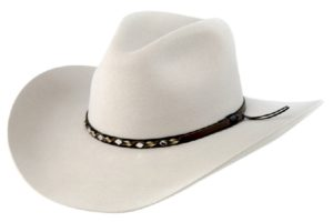 Sonora Silver Belly 4X 100% Wool Felt Hat by Cardenas Hats