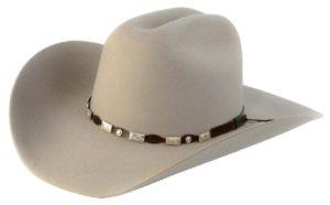 Tucson Stone 4X 100% Wool Felt Hat by Cardenas Hats