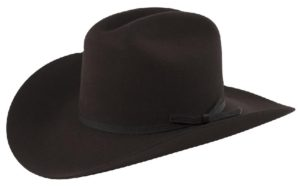 Ranchero Chocolate 3X 100% Wool Felt Hat by Cardnas Hats