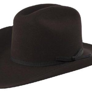 Ranchero Chocolate 3X 100% Wool Felt Hat by Cardnas Hats