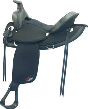 No. 20540FCAbetta Arabian Trail Flex Tree Saddle 15, 16 Seat